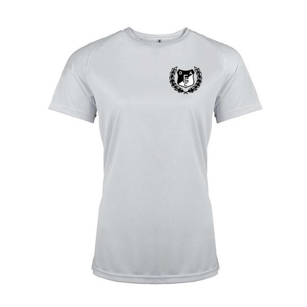 DEAC női technikai póló