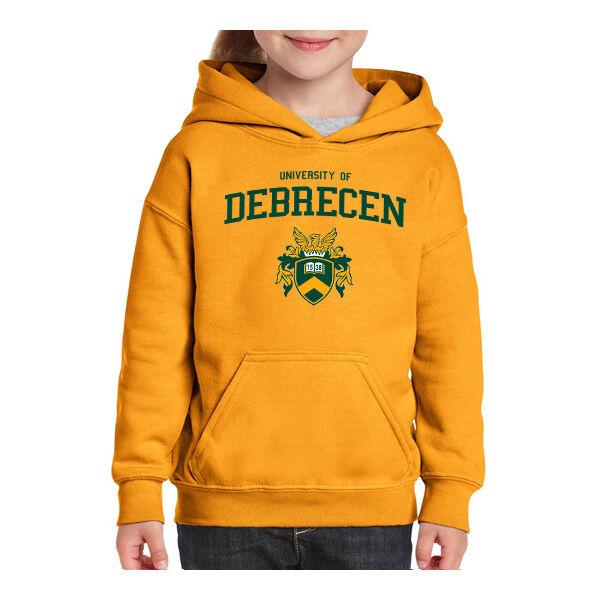 UD aranysárga bebújós pulóver XS